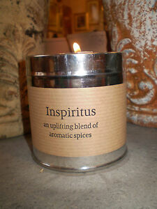 Cornish christmas scented candle tin cloves cinnamon nutmeg slow burning ebay - Burning scented candles home dangerous really ...