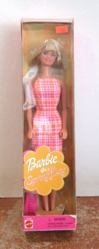 Z106 2000 Spring Day Barbie NRFB
