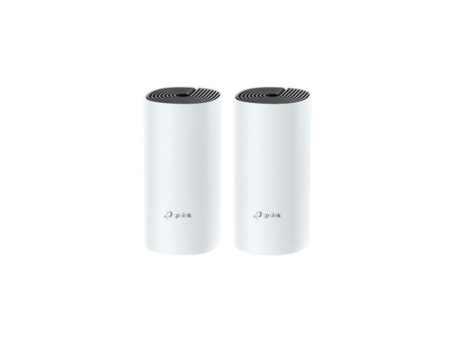 TP-Link NT Deco M4(2-pack) AC1200 Whole Home Mesh Wi-Fi System Retail