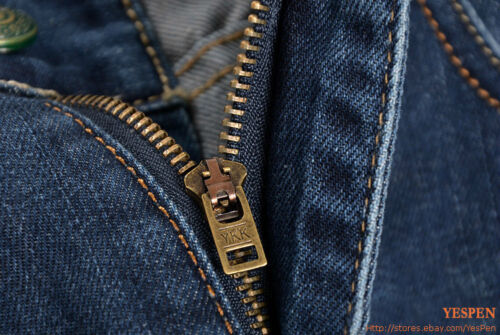 New Arrival Mens Jeans Torn Jeans Holey Ripped Straight Leg Slim Distressed Wash