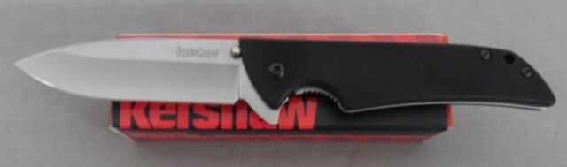 Kershaw Knife 1760 Skyline Folder 14c28n SANDVIK Blade G10 USA Made