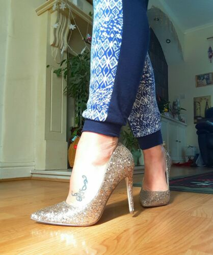 Debenhams 40 Call It Taille Chaussures Spring Gold Nouveau 7 1CdOqC