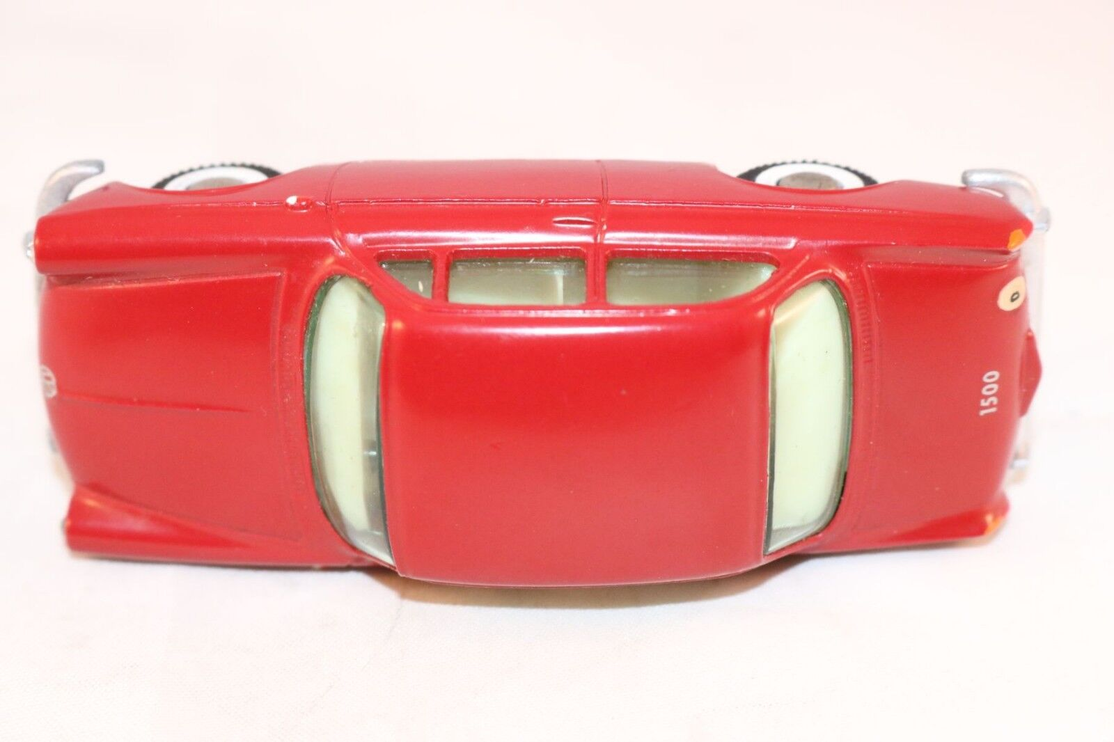 Tekno Denmark 828 828 828 Volkswagen 1500 red 99.9% mint a super model c5b6af