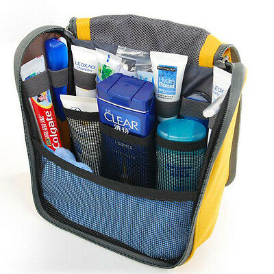 Womens Travel Toiletry Bag Organizer Storage Bag Cosmetic Makeup Bag Pouch Bag