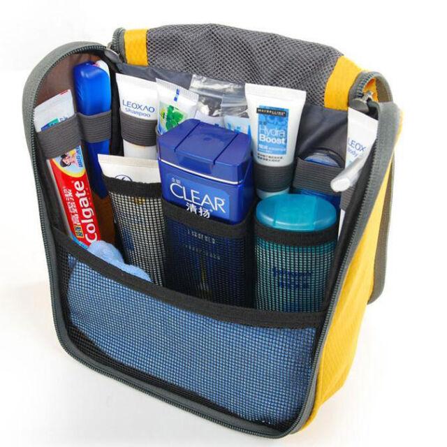 Womens Travel Toiletry Bag Organizer Storage Bag Cosmetic Makeup Bag Pouch Bag