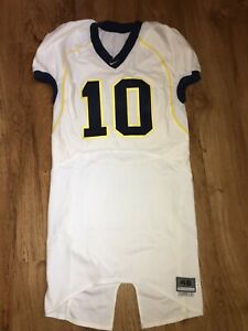 Tom Brady Michigan Wolverines Football Jersey Nike size 46 #10 | eBay