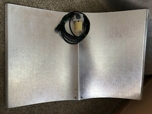 Wing Reflector Fixture for HPS  Grow Light (Adjust-A-Wings)