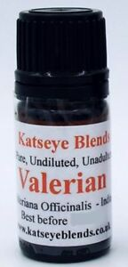 Valerian-Essential-Oil-x-5ml-Therapeutic-Grade-100-Pure