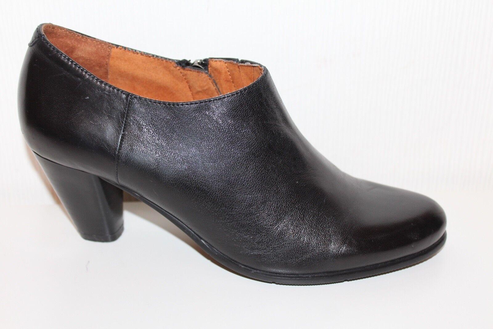 Zanon & Zago Zago Zago cuir bottines bottes Chelsea Pistol démarrageies 40 Bottines Chaussures 7fa6cd