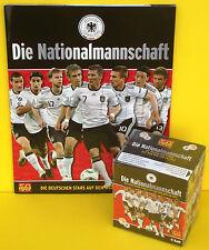 Panini Die Nationalmannschaft DFB auf dem Weg zur EURO 2012 Display + Leeralbum
