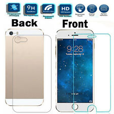 Genuine Gorilla Front and Back Tempered Glass Screen Protector For iPhone 7 4.7""