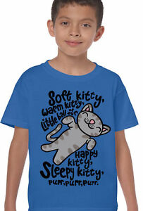 Suave-Gatito-SHELDON-COOPER-BIG-BANG-THEORY-Infantil-Ninos-Divertido-Camiseta