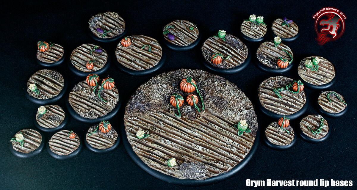 Figura pintores bases Grym cosecha Fuerza Paquete, máquina de guerra grymkin
