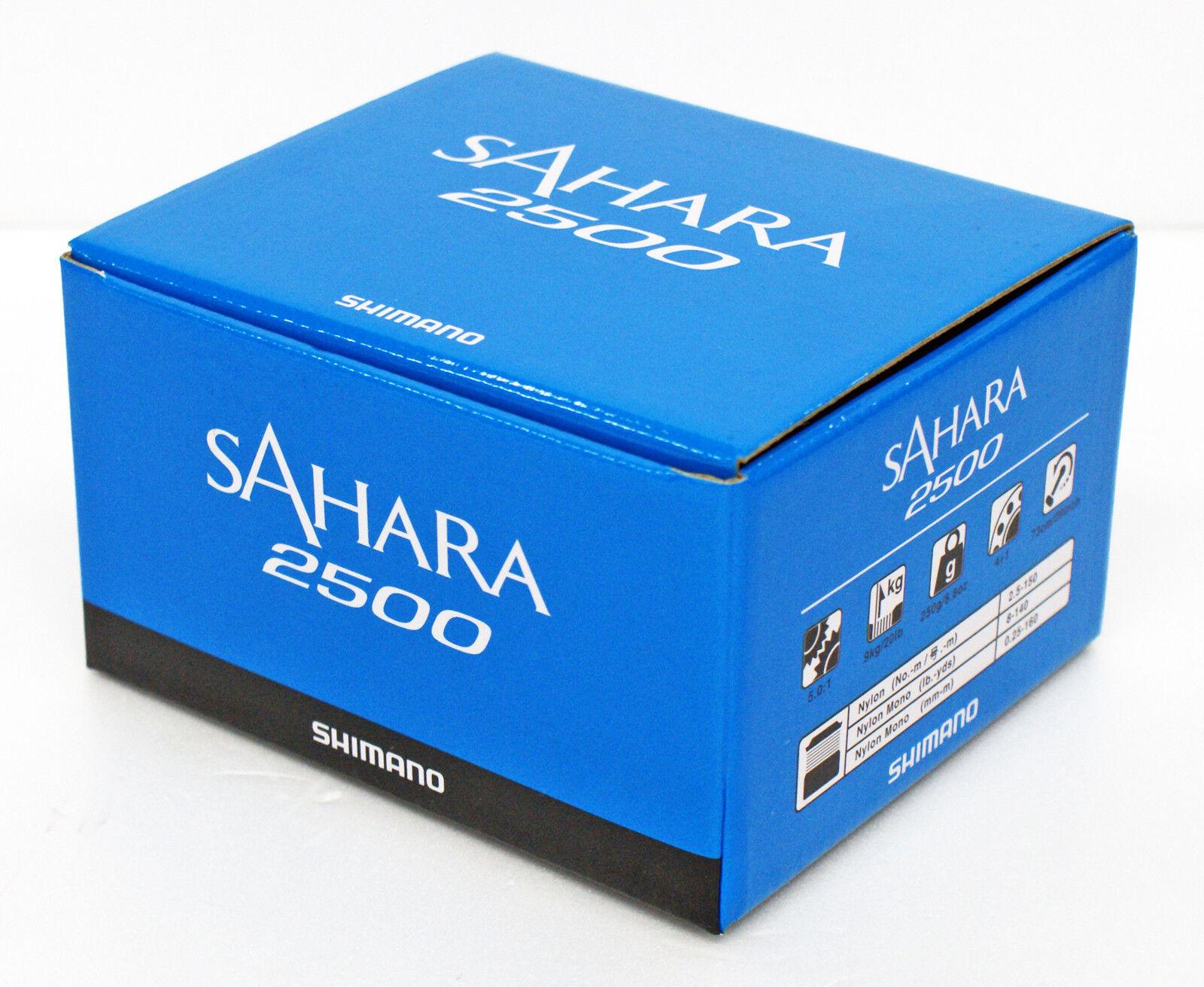 Shimano 17 Sahara 2500 2500 2500 Moulinet de Pêche 4969363036261 8ef4d4