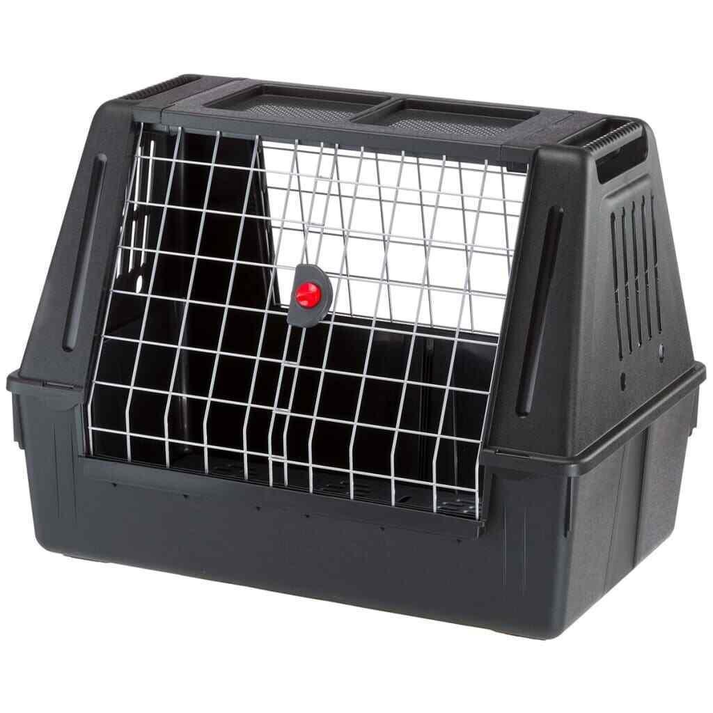 Ferplast Hundetransportbox Transportbox Hundebox Reisebox Autotransportbox