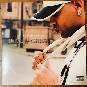 JUVENILE-JUVE-THE-GREAT-VINYL-2-LP-SET-PROMO-COPY-UNIVERSAL-RECORDS-EXC-RARE