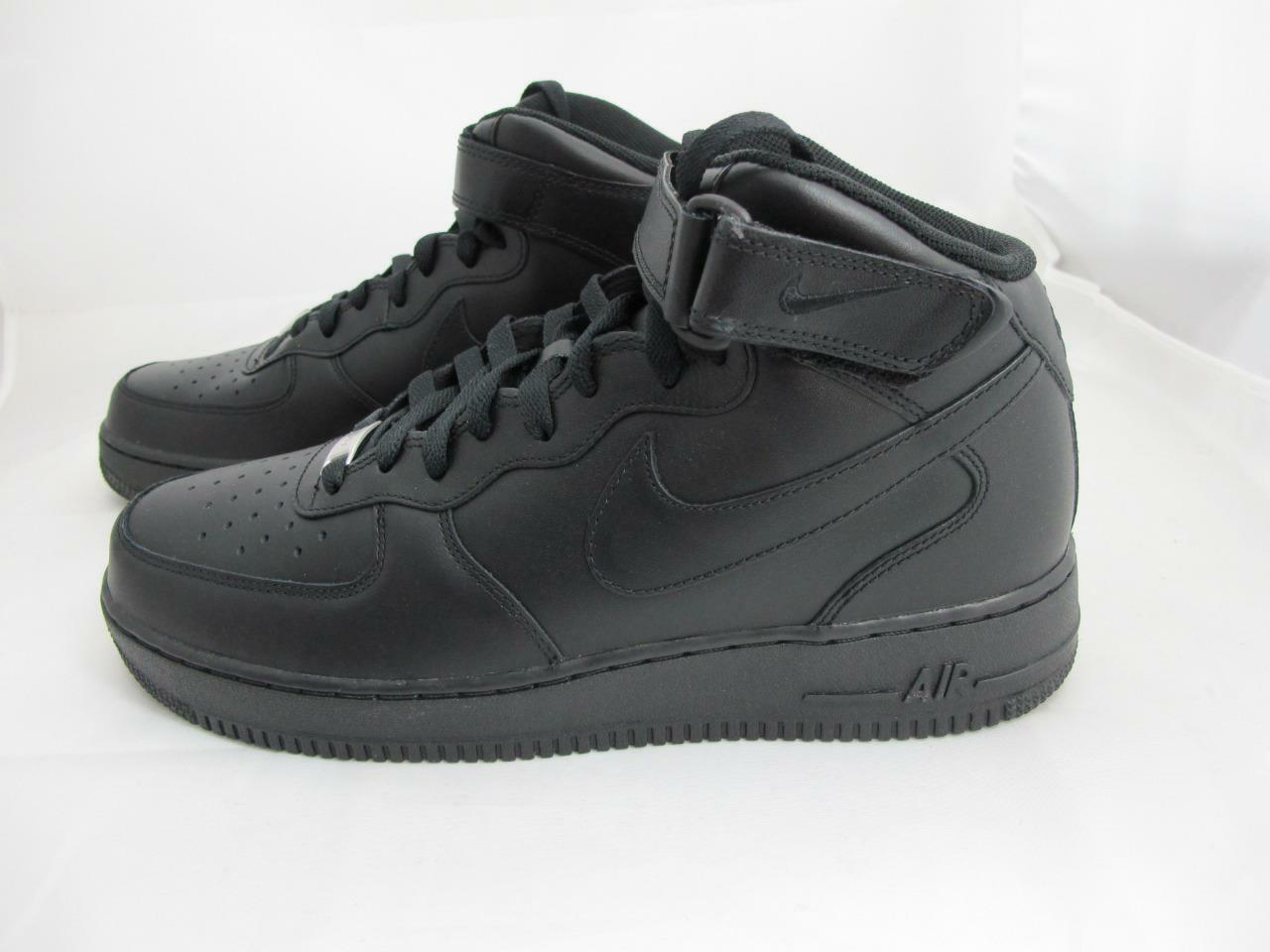 NEW MEN'S NIKE AIR FORCE 1 MID'07 315123-001
