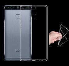 Schutzhülle Huawei P9 TPU Silikon Case Ultra dünn Cover Hülle Bumper Schale Etui