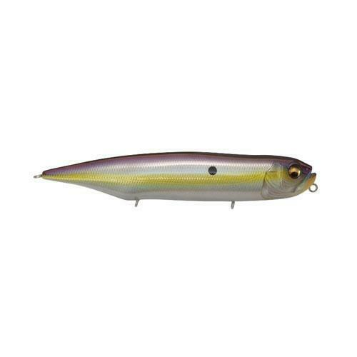 "Megabass Dog-X Diamante Rattle In Topwater Bait 4 3//4/""Japanese Bass Fishing Lure"