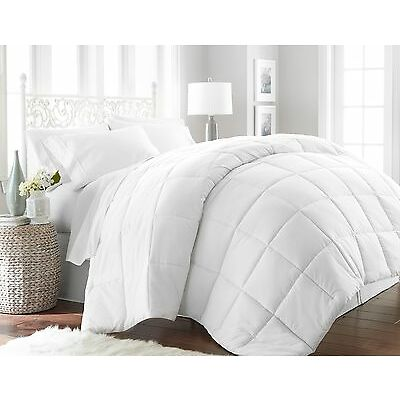Simply Soft Hotel Quality Goose Down Alternative Comforter - 6 Classic Colors