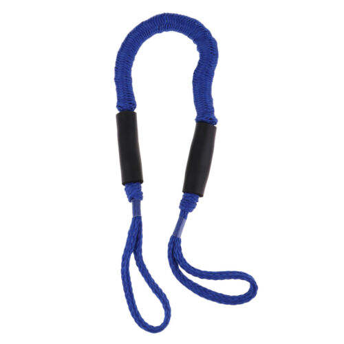 High Strength 5ft Marine Boat Bungee Dock Line Anchor Rope Mooring Cord