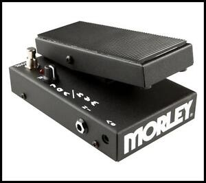 morley mwv mini wah volume guitar effects pedal for guitar bass or keyboard 664101000576 ebay. Black Bedroom Furniture Sets. Home Design Ideas