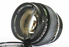 Olympus OM-System G.Zuiko Auto-S 55mm F/1.2 Lens Excellent- Condition