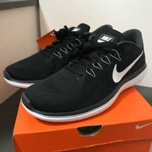 Nike Men s Flex 2017 RN Running Shoes Black 898457-001 Size US 5-13 ... 6c615b0be