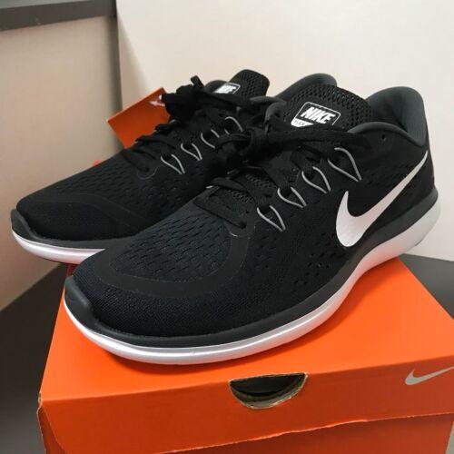 Nike Men/'s Flex 2017 RN Running Shoes Black 898457-001 Size US 5-13
