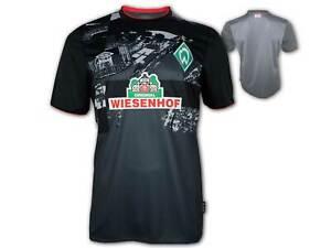 Umbro-Werder-Bremen-Ausweichtrikot-schwarz-20-21-SVW-City-Jersey-Fan-Shirt-S-3XL