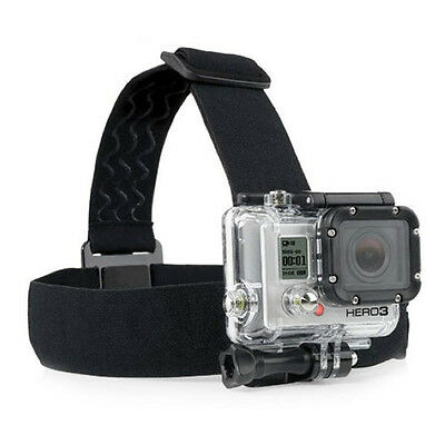 Elastic Adjustable Head Strap Mount Belt For SJ4000 Camera I