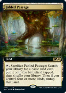 Fabled-Passage-Foil-Extended-Art-x1-Magic-the-Gathering-1x-Magic-2021-mtg-ca