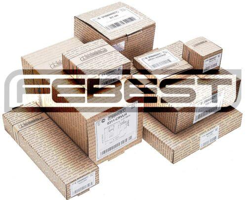 A1643501006 BZAB-009 Genuine Febest Arm Bushing Rear Lower Arm A1643260681