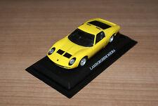 Lamborghini Miura - gelb - del Prado 1:43 Nr.18
