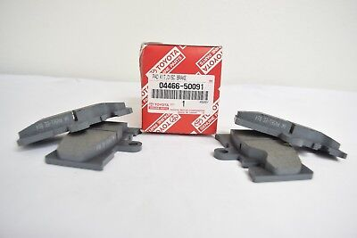 Genuine Lexus LS430 2001-2006 Rear Brake Pad Set 04466-50091 OEM