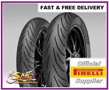 130/70-17 & 110/70-17 PIRELLI ANGEL CiTy Motorcycle Tyre Pair TL