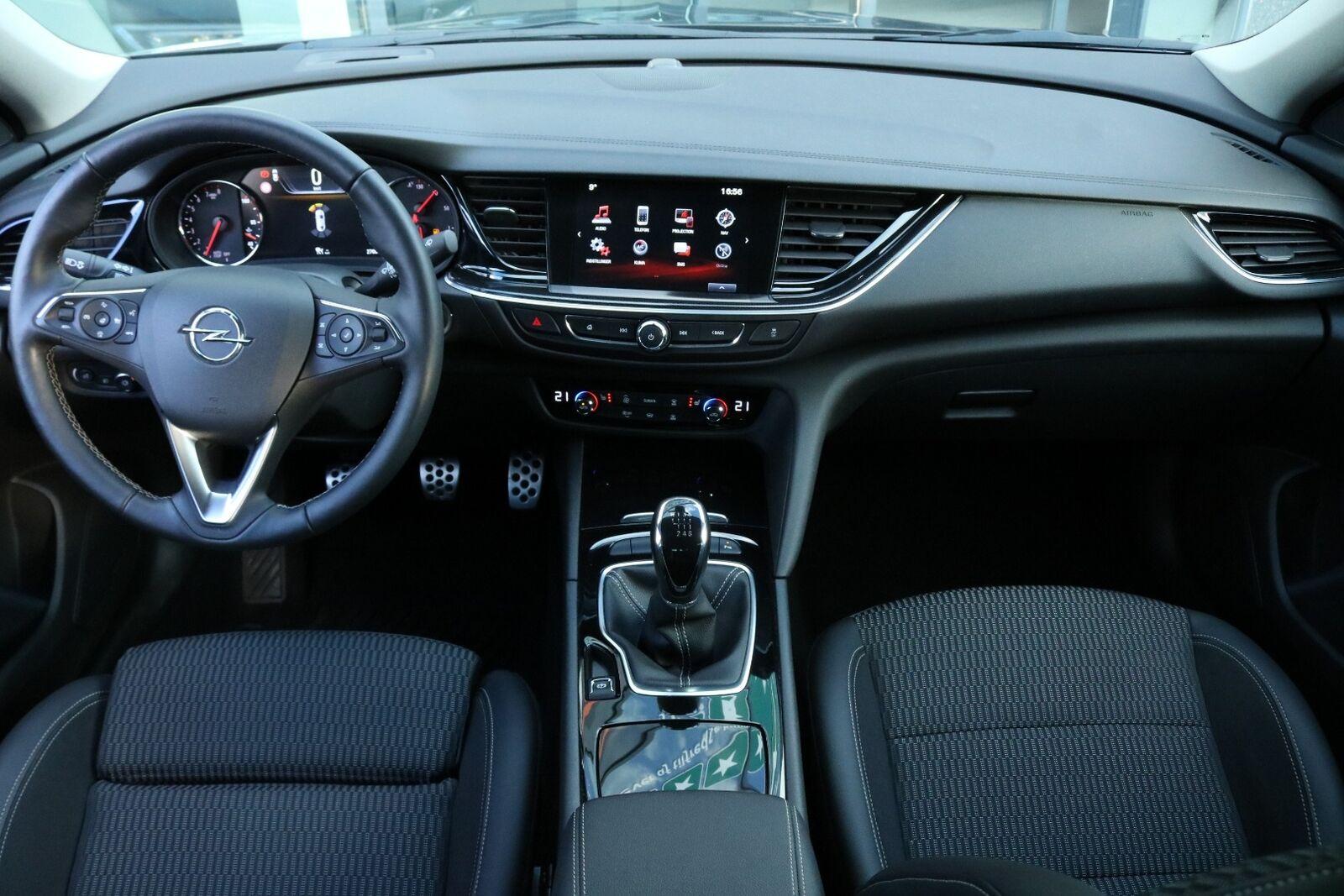 Opel Insignia T 165 Dynamic GS