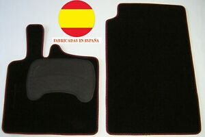 Alfombrillas coche Smart Fortwo de 1998 al 2007