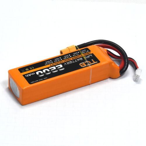 all goods are specials 11.1V 3S 2200mAh 25C XT60 plug Lipolymer ...