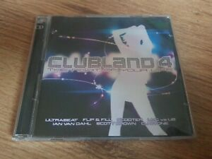 Various-Artists-Clubland-4-Various-Artists-CD