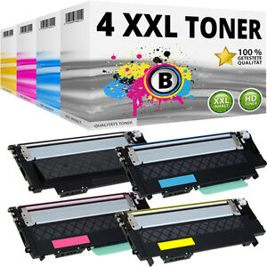 4x XL Toner für Samsung Xpress C430 C430W C480 C480FN C480FW C480W Patronen Set
