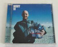 Moby - 18 CD album (2002, Mute)