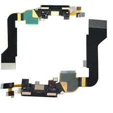 Genuine Black iPhone 4S Dock Assembly Mic Sync/Charging USB Flex Cable ORIGINAL
