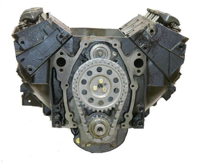 4.3 L Longblock Crate Engine with 3 Year Unlimited Mile Warranty DCK9
