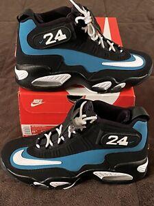 Nike Air Griffey Max 1 Freshwater Sz 8.5 7.5 Uk Barkley Penny Jordan 11 6 4 Bred