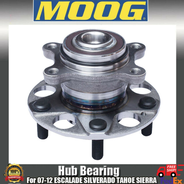 Moog Rear Wheel Bearing Hub For 2006-2010 Honda Civic