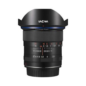 Laowa Venus 12mm f/2.8 Zero-D Lens for Sony E gft Ship from EU