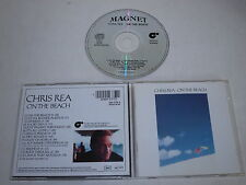 CHRIS REA/ON THE BEACH (MAGNET 242375-2) CD ALBUM