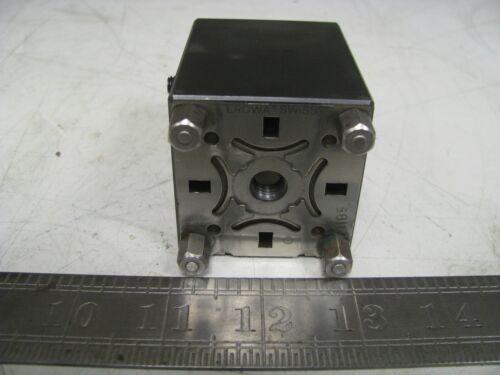 System 3R 3R-653-S Manual Chuck Adapter Mini-Macro FG28