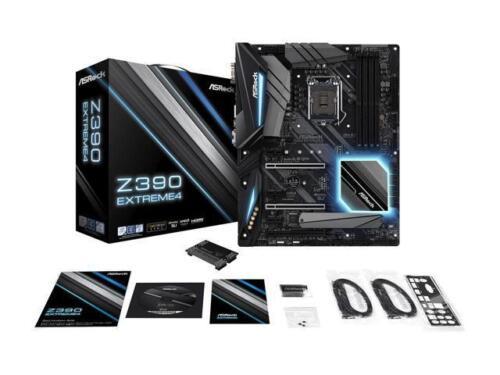 ASRock Z390 Extreme4 LGA 1151 300 Series Intel Z390 HDMI SATA 6Gb//s USB 3.1 AT